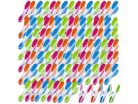 PEARL Extra starke Wäscheklammern mit ... Stück, in 4 Farben