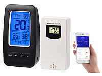 infactory Thermometer/Hygrometer-... App-Unterstützung