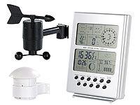 FreeTec Wetterstation mit Funk-... für Temperatur u. Wind