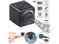 Somikon Ultrakompakte HD-...-Erkennung, Magnet-Halterung