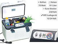 Mini Kühlschrank Pearl : Getränkekühler: mobiler mini kühlschrank mit wärmefunktion 12 & 230