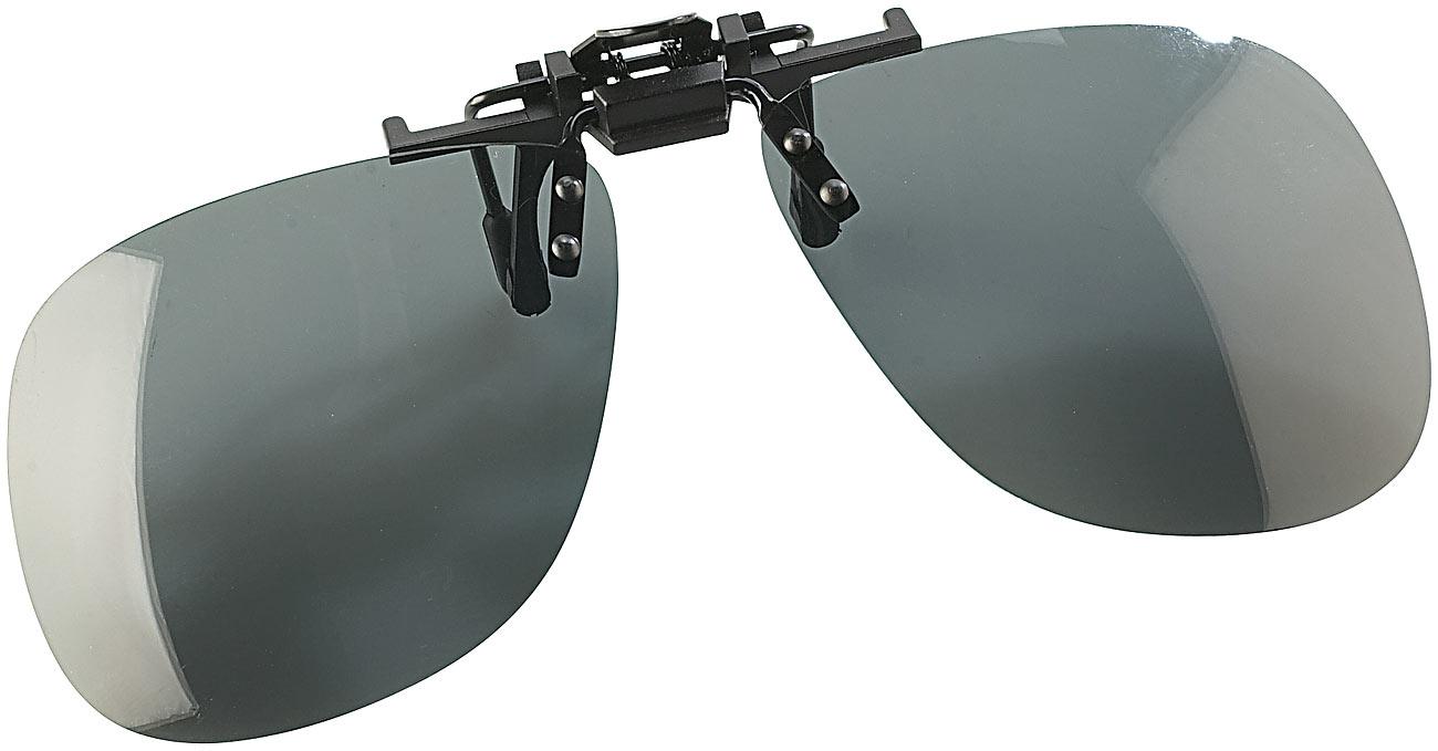 """Speeron Sonnenbrillen-Clip """"Allround"""" für Brillenträger, polarisiert"""