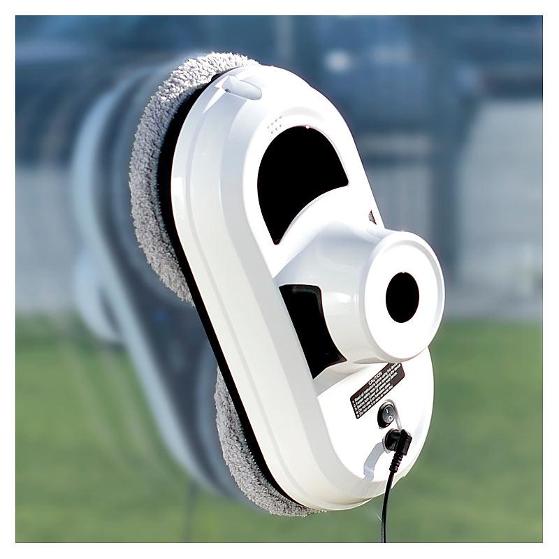 haushaltshelfer intelligenter fensterputz roboter pr 030 v2 fenster robot ebay. Black Bedroom Furniture Sets. Home Design Ideas