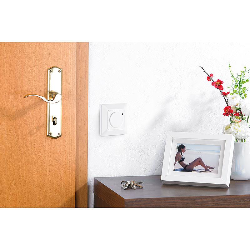 bewegungsschalter automatischer lichtschalter mit radar bewegungsmelder ebay. Black Bedroom Furniture Sets. Home Design Ideas