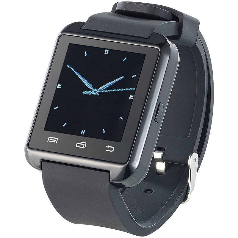 armbanduhr freisprech smartwatch sw mit bluetooth. Black Bedroom Furniture Sets. Home Design Ideas