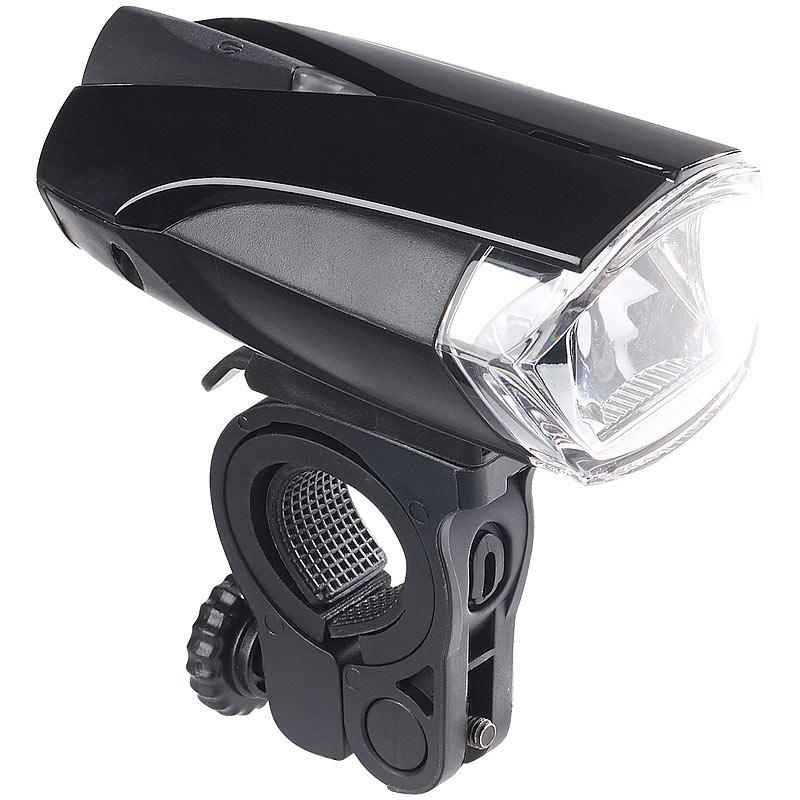 kryolights set led fahrradlampe fl 110 r cklicht mit. Black Bedroom Furniture Sets. Home Design Ideas