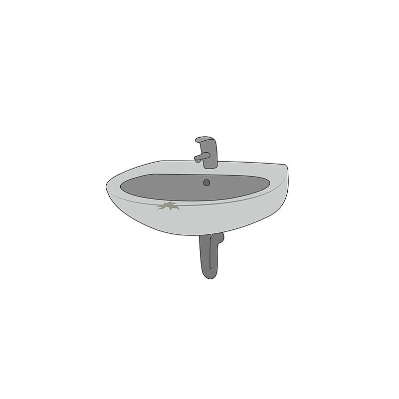 toilette reparaturset sanit r reparaturkit f r bad dusche wannen wc ebay. Black Bedroom Furniture Sets. Home Design Ideas