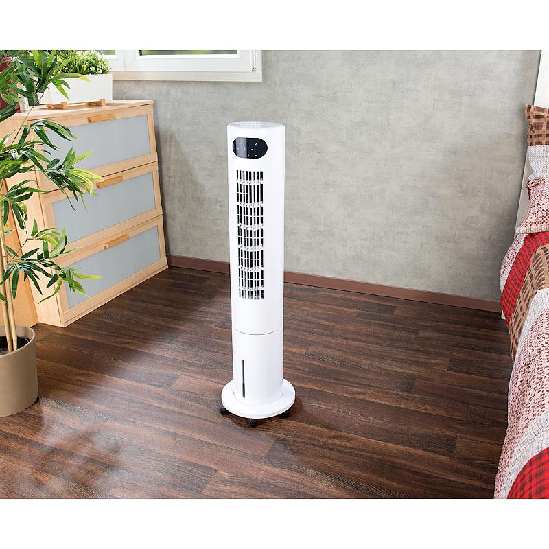 Luftkühler /& Sichler Ersatzfilter für 3in1-Turmventilator befeuchter VT-520