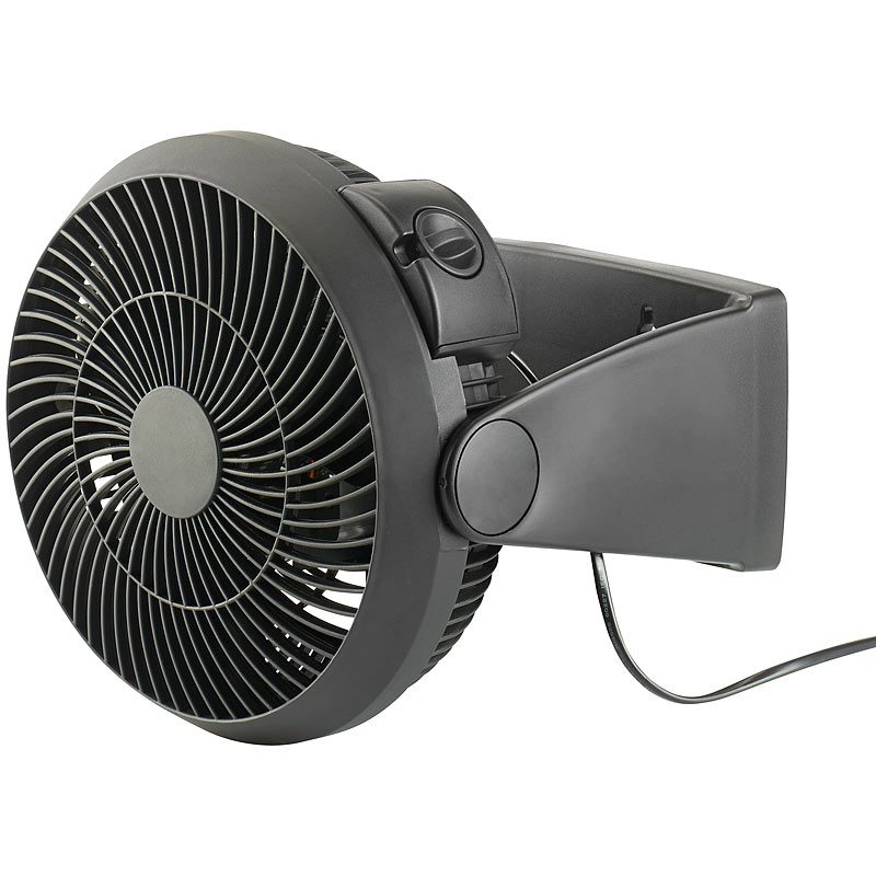 sichler neigbarer wand tisch raum ventilator vt 123 wt 29 watt 18 cm ebay. Black Bedroom Furniture Sets. Home Design Ideas