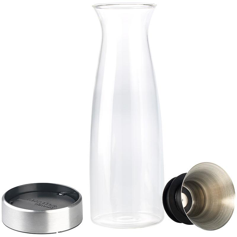 Universeller Kühl-Akku mit Kühl-Sockel für Glaskaraffen bis Ø 10,5 cm