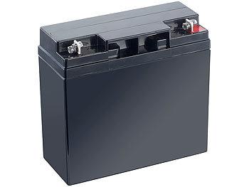 Wartungsfreie Blei-Batterie mit 12 Volt, 18 Ah, M5-Schraubanschluss