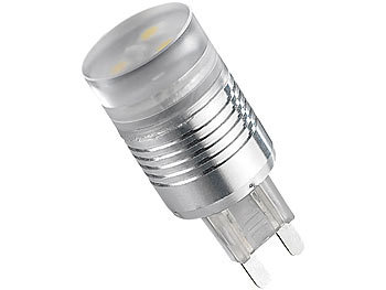 SMD LED-Energiesparlampe G9, warmweiß, 120°