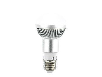 LED-Energiespar-Reflektorlampe E27, R63, 6000 K, 280 Lumen, 5,5 Watt