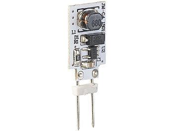 Stiftsockellampe mit SMD-LED, G4 (12V), warmweiß, 45 lm