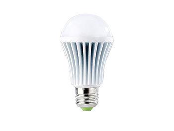 Highpower-LED-Lampe E27, 9W, dimmbar, warmweiß 3000 K, 720 lm