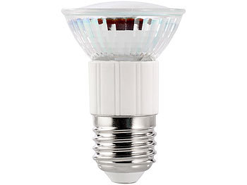 LED-Spot E27, 3,3W, warmweiß 2700K, 300 lm, dimmbar