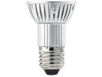 LED-Spot E27, 1,5W, warmweiß 2700K, 135 lm
