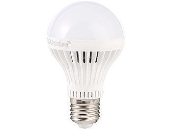 LED-Lampe E27, 7 W, dimmbar, E27, tageslichtweiß 5400 K, 490 lm, 120°