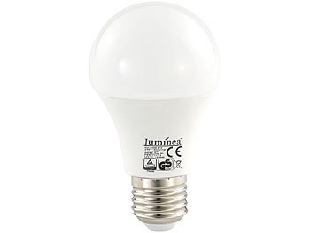 7 Watt LED-Lampe warmweiss E27 / A+ / 480 lumen / 180°