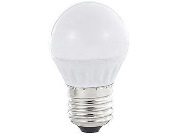 LED-Tropfen, 4 Watt, E27, 300 Lumen, 160°, 2700 Kelvin, P45, warmweiß