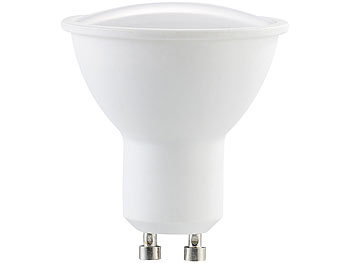 LED-Spot aus High-Tech-Kunststoff, GU10, MR16, 3 W, 200 lm, warmweiß