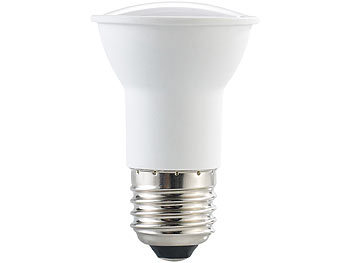 LED-Spot aus High-Tech-Kunststoff, E27, MR16, 3 W, 200 lm, warmweiß