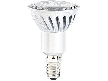 LED-Spot mit Metallgehäuse, E14, 4 W, 230 lm, warmweiß