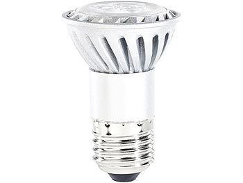 LED-Spot mit Metallgehäuse, E27, 4 W, 230 lm, warmweiß