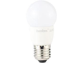 LED-Tropfen, E14, 3 W, 250 lm, 160°, 6.400 K, tageslichtweiß