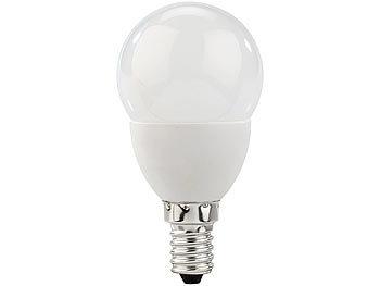 LED-Tropfen, E14, 3 W, 250 lm, 160°, 3.000 K, warmweiß