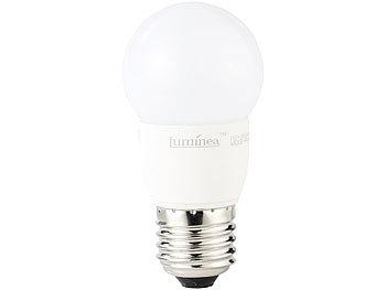 LED-Tropfen, E27, 5,5 W, 470 lm, 160°, 3.000 K, warmweiß