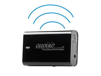 AirMusic WLAN-Empfänger für Musik-Streaming Toslink APD-250.am