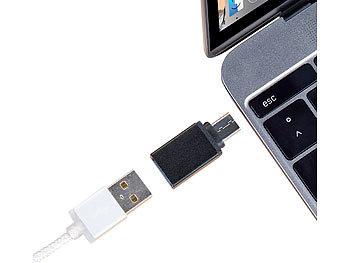 USB-3.0-Adapter mit Typ-C-Stecker auf Typ-A-Buchse