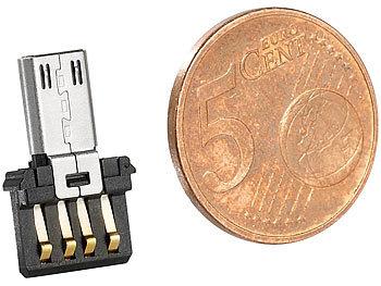 Ultrakompakter USB-OTG-Adapter