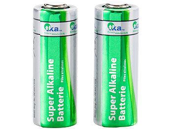 Alkaline Batterie A23/12 V High Voltage, 2er-Set
