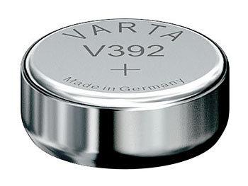 Uhrenbatterie V392 AgO 1,55V/38 mAh